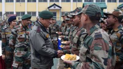 Indian Army Chief General Bipin Rawat makes an appeal to 12 lakh Army personnel
