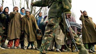 Indian Forces have molested and gang Raped 11,111 women in Occupied Kashmir