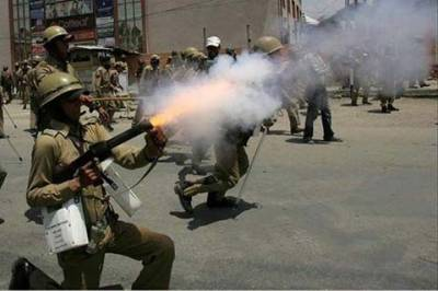 International Media Report exposed Indian Military in Occupied Kashmir