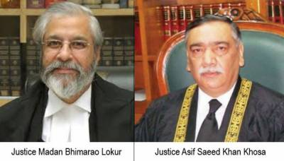 Justice Asif Saeed Khosa reportedly invites top Indian Judge over his Oath taking ceremony as CJP