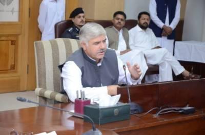 KP Cabinet meeting: Key decisions taken