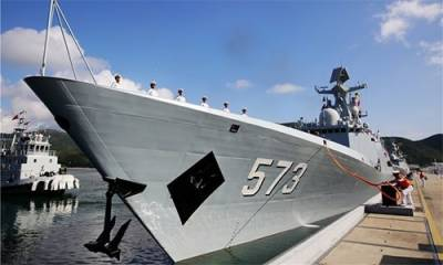 Pakistan to get 4 advanced Naval Warships from China under a Military Deal