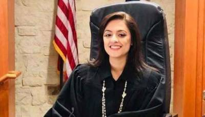 Rabeea Collier becomes First ever Pakistani American to become Judge in US