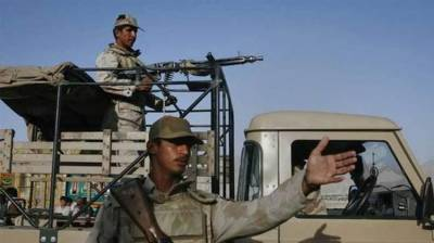 Security forces kill four terrorists in Balochistan