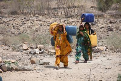 20 districts of Balochistan hit with severe drought