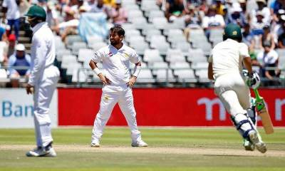 2nd Test: South Africa to resume 1st innings at overnight score of 382 for 6 today