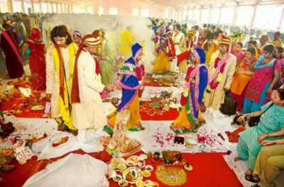 80 Hindu couples to tie the knot at mass wedding ceremony in Pakistan