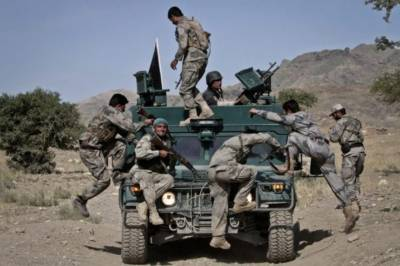 Afghan Taliban kill 18 Afghanistan Police soldiers in a deadly clash