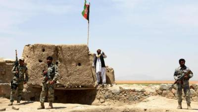 Afghanistan: 15 security personnel, 29 Taliban killed