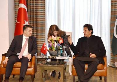Agriculture delegation meets PM in Ankara