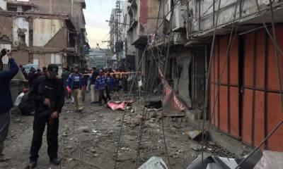 Car bomb blast in Peshawar