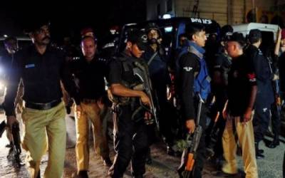 CTD arrests two terrorists from Sargodha, recover suicide jacket