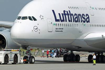 Europe's one of the largest Airline Lufhtansa desires to start operations from Pakistan