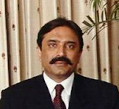 Former President Asif Ali Zardari gets the worst blow