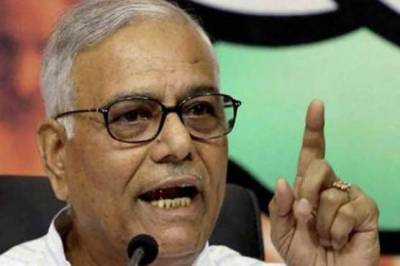 India has lost Indian Occupied Kashmir control: Former Indian Foreign Minister