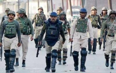 Indian troops reveal new weapon of war to suppress Kashmir freedom movement
