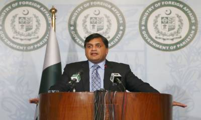 Pakistan highlighting Kashmir issue at every forum: FO