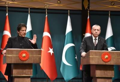 Pakistan,Turkey agree to develop joint economic strategic framework