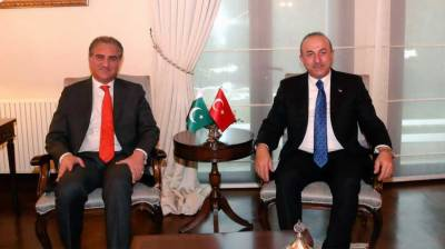 Pakistan, Turkey on same page on issues of strategic importance: FM Qureshi