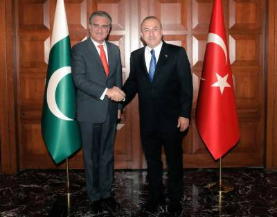 Pakistan, Turkey reaffirm commitment to continue efforts for Afghan peace