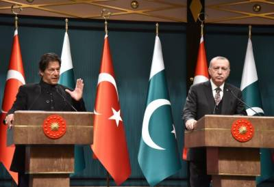 Pakistan wants closer cooperation with Turkey: PM