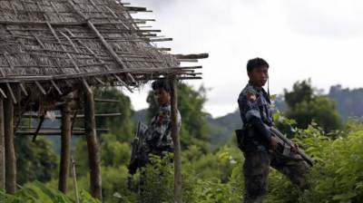 Seven government troops killed in Myanmar