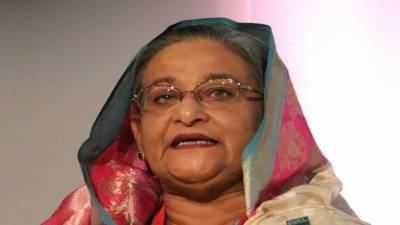 Sheikh Hasina Wajid sworn in as Bangladeshi PM after tainted elections