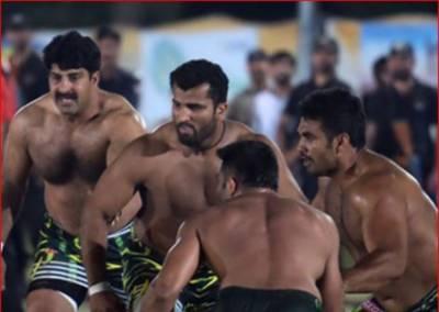 Pakistan, India and Iran to play friendly Kabaddi matches today