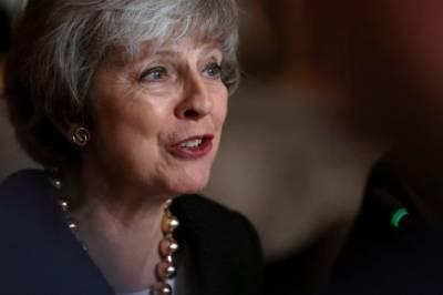 British PM Theresa May faces huge embarrassment