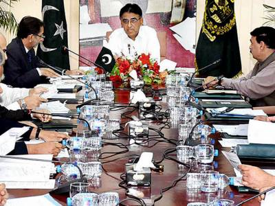 ECNEC meets under Chairman Asad Umar, important decisions taken