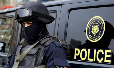 Five Pakistani Nationals charged with drug smuggling in Egypt