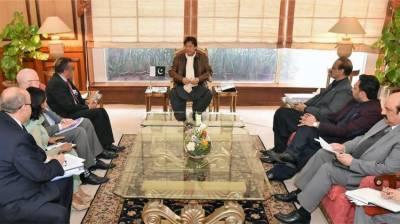 Govt to implement transformative socio-economic agenda for New Pakistan: PM
