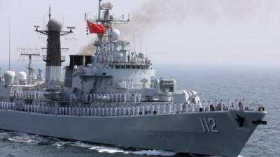 Indian Navy Chief expressed fear of rising Chinese Naval might