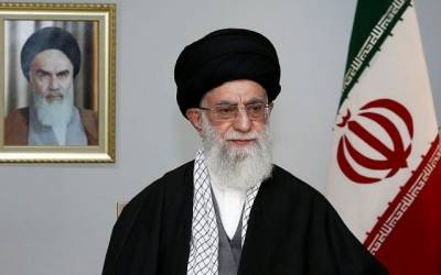 Iran's Khamenei ridicules America, dubbed some US officials as