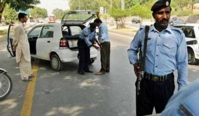 Islamabad Police arrests two Afghan dacoits from federal capital