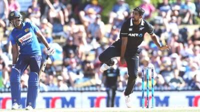 New Zealand beat Sri Lanka in 3rd ODI to sweep series