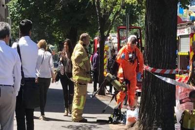 Pakistani Mission in Australia comes under suspicious chemical attack