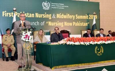 President declares 2019 as year of Nursing