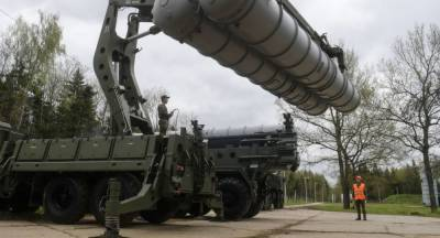 Russia announced delivery to India of $5 billion Air Defence Missile System