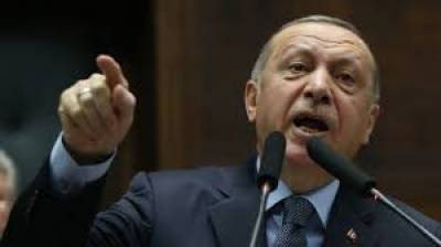 Turkish President Tayyip Erdogan refuse to meet US NSA