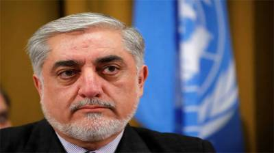 Afghan CE says without involving govt in talks peace to remain dream