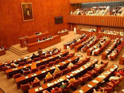 Aisha Farooq elected chairperson for Senate Committee on Rules