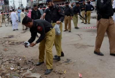 Bomb blast in KP targeting Police Van