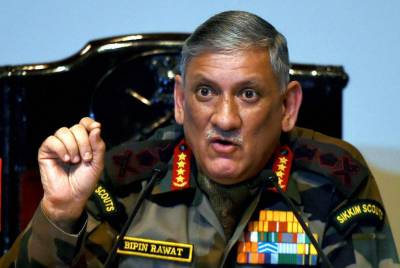 General Bipin Rawat rejects homosexuality in the Indian Army