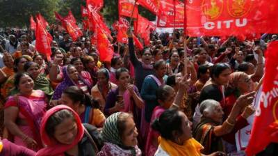 India: Nationwide trade union strike against policies of Modi govt enters 2nd day