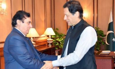 NAB Chief responds over immunity to PM Imran Khan