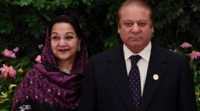 Nawaz Sharif misses Kulsoom Nawaz in Jail, complained lack of facilities
