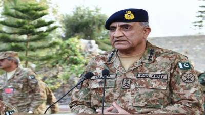 Pakistan is peace loving country: Army Chief