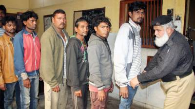 Pakistan Maritime Security Agency arrests 15 Indian fishermen, seize three boats