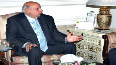 Sarwar reiterates govt's resolve to give priority to issues of expatriate community